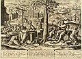De Spaanse Furie - De verwoesting van Antwerpen 1576 (Hans Collaert, 1577).jpg