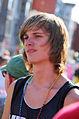 Delightful bystander - DC Gay Pride Parade 2012 (7171189193).jpg