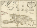 Delisle - Carte de l'Isle de Saint Domingue.png