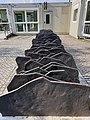 Denkmal Platz der Republik (Tierg) Denkmal für die 96 ermordeten oder verschleppten Reichstagsabgeordneten.jpg