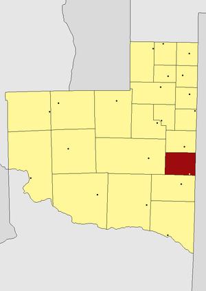 Alpachiri - Image: Departamento Guatraché (La Pampa Argentina)
