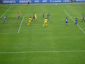 CDA Navalcarnero - Deportivo de La Coruña B vs. Navalcarnero.