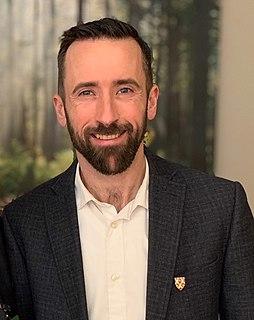 Derek Sloan Canadian politician
