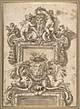 Design for an Overdoor Decoration (recto); Rinceaux (verso) MET DP809471.jpg