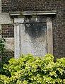 Detail on the Western Face of Saint George's Church, Gravesend (02).jpg