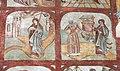 Detail uit de legende van de Heilige Genoveva van Parijs in de zuidelijke transeptarm van de Sint-Genovevakerk van Zepperen - 375261 - onroerenderfgoed.jpg