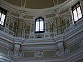 Detall del tambor de la cúpula de l'Hospital, actual Biblioteca Pública de València.JPG