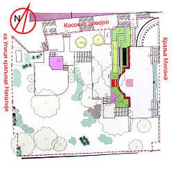 devojački park beograd mapa Park Aleksandrov   Wikipedia devojački park beograd mapa