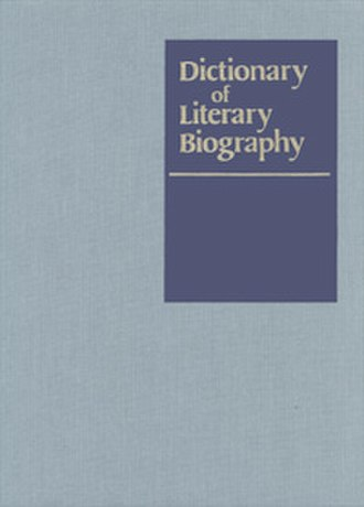 Dictionary of Literary Biography - Generic cover design for the DLB series