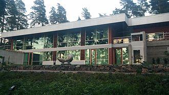 Didrichsen Art Museum - Image: Didrichsenin taidemuseo