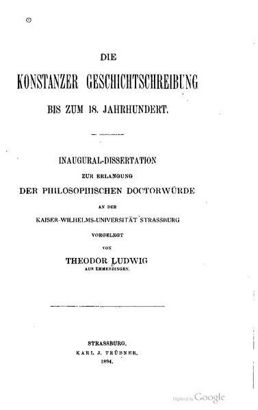File:Die Konstanzer Geschichtschreibung bis zum 18. Jahrhundert.pdf