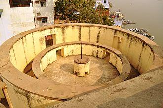 Jai Singh II - Jantar Mantar in Varanasi