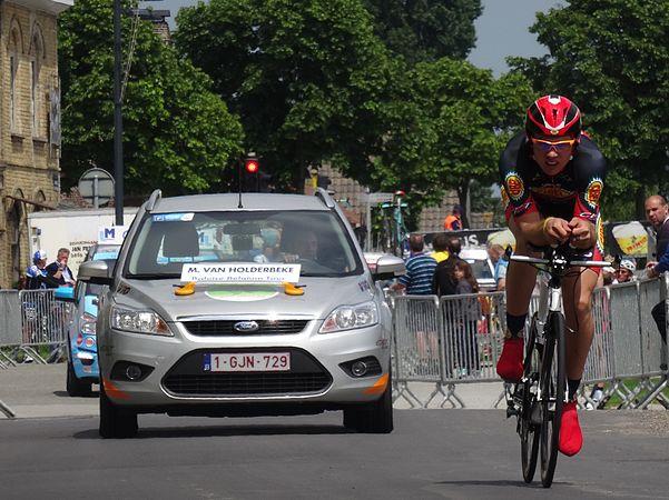 Diksmuide - Ronde van België, etappe 3, individuele tijdrit, 30 mei 2014 (B022).JPG