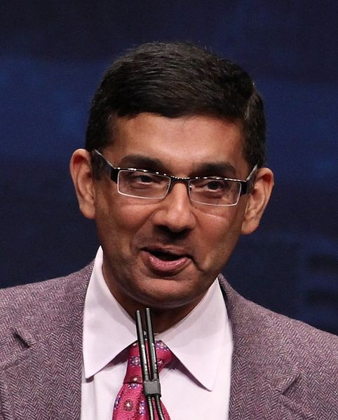 File:Dinesh DSouza speaking at CPAC 2012 cropped.jpg
