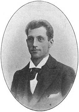 Dirk Lageman - Onze Tooneelspelers (1899)