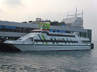 Discovery Bay Transportation Services - Discovery Bay 1