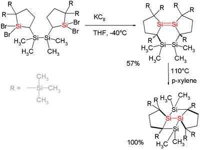 Tricyclic Disilenes with Highly Strained Si-Si Double Bonds