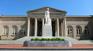 District of Columbia City Hall United States historic place
