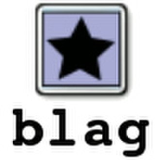 BLAG Linux and GNU - Image: Distros blag
