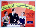 Divorced Sweethearts lobby card 1929.JPG