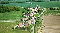 Doberschau-Gaußig Drauschkowitz Aerial.jpg