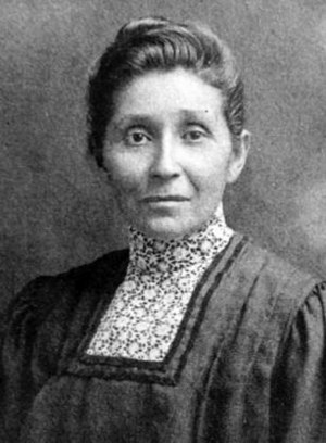 Susan La Flesche Picotte - Dr. Susan La Flesche Picotte