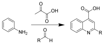 The Doebner reaction