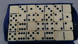Dominoes - Dominoes tiles