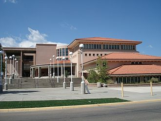 New Mexico Highlands University - Donnelly Library