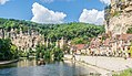 Dordogne River and Malartrie Castle 05.jpg