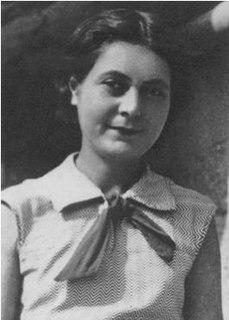Dorothy Bar-Adon Israeli journalist