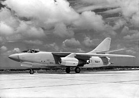 Douglas A3D-1 Skywarrior on the ground in 1956 (NNAM.2011.003.233.012).jpg