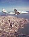 Douglas DC-8-72 over San Francisco.jpg