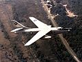 Douglas VA-3B Skywarrior in flight near Kitty Hawk.jpg