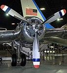 Douglas VC-118 engine detail, National Museum of the US Air Force, Dayton, Ohio, USA. (45790477784).jpg