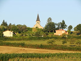 Dours church 2.JPG