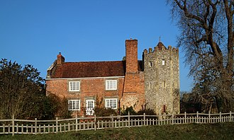 Dower house - The Dower House at Greys Court, Oxfordshire