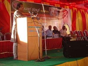 S. L. Bhyrappa - Image: Dr.R Ganesh 1