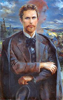 Dragotin Kette Slovene poet