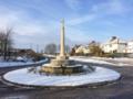 Drayton St Leonard War memorial.png