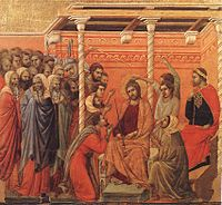 Duccio di Buoninsegna - Crown of Thorns - WGA06808.jpg