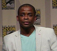 Dulé Hill na Comic-Con International, 2009