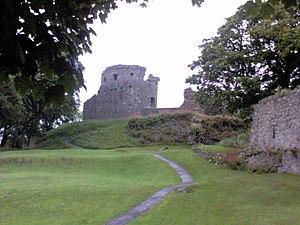 Dundrum Castle - Image: Dundrum Castle 02