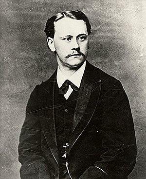 Henri Duparc (composer) - Henri Duparc in 1880