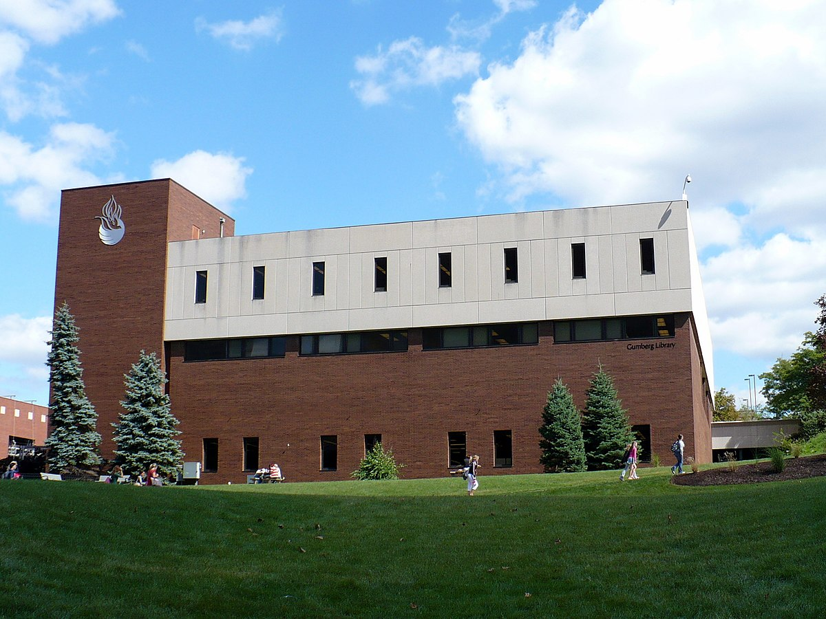 gumberg library