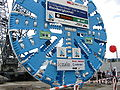 Durchmesserlinie Altstetten-ZHB-Oerlikon Tunnel-Bohrmaschine.jpg
