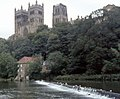 Durham Cathedral and the Wear weir (1980) - geograph.org.uk - 1427672.jpg