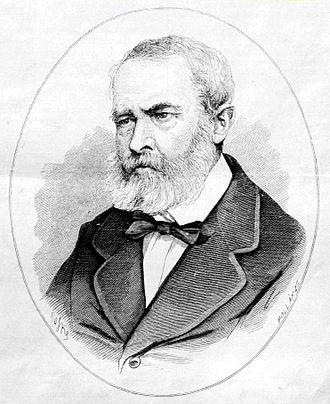 Minister of National Economy of Hungary - Image: Duschek Ferenc Pollák