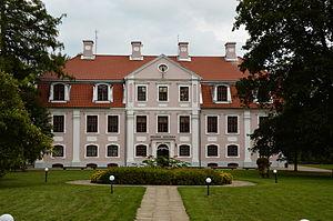 Dzelzava Manor - Image: Dzelzava mõis 2013