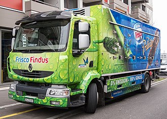 Electric Renault Midlum used by Nestle. E-Truck Renault Midlum Electric.jpg